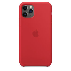 Funda Silicona iPhone 11 Pro – Consultar Disponibilidad de Colores