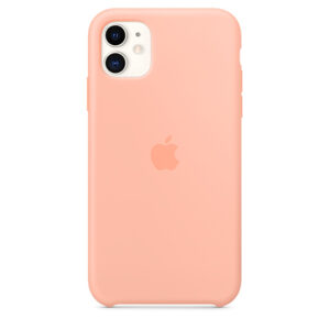 Funda Silicona iPhone 11 – Consultar Disponibilidad de Colores