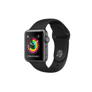 Apple Watch Serie 3 38 MM – Negro